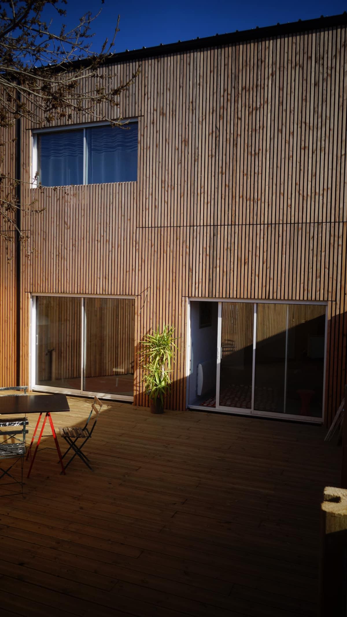 frame architect-design house