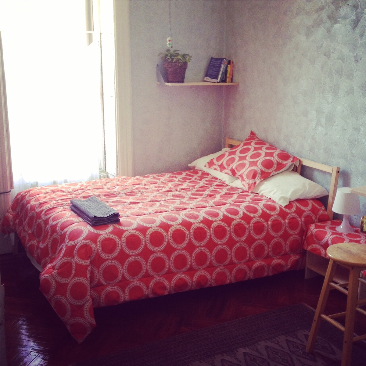 Private Room in Historic Bed-Stuy