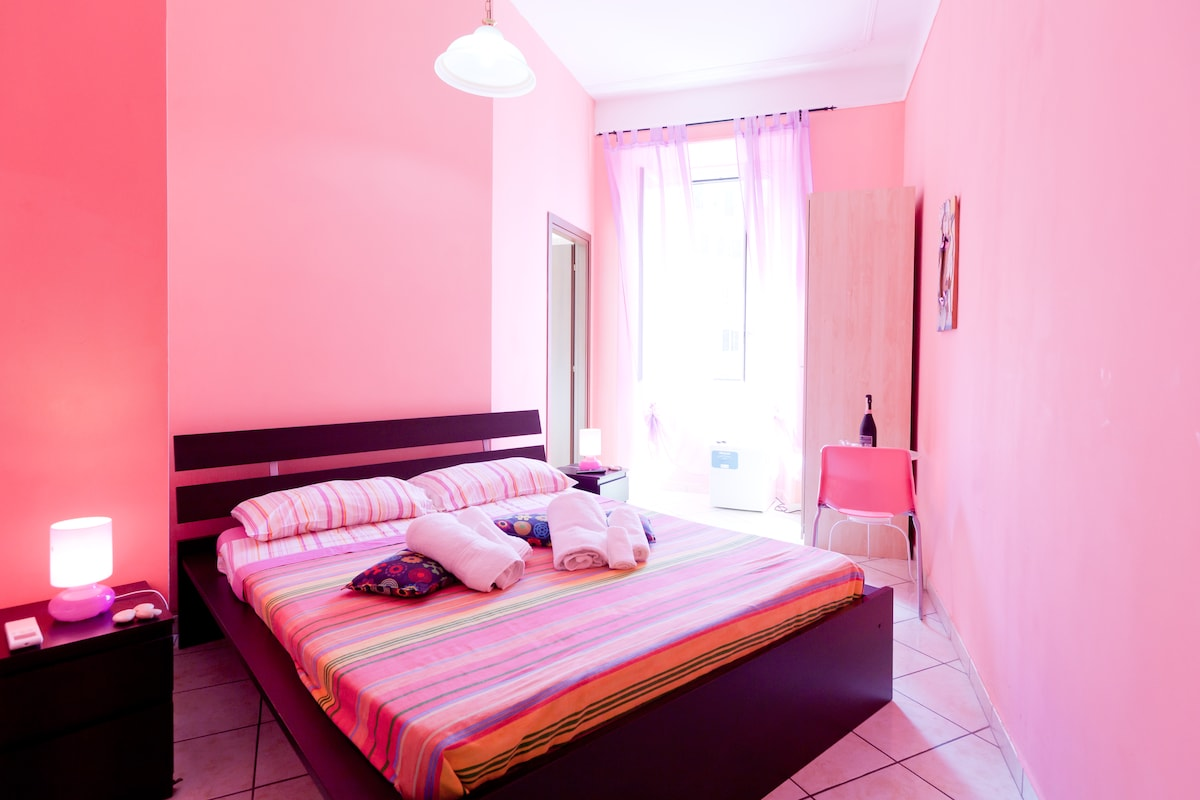 "Double room ""S. Pietro"", overview"