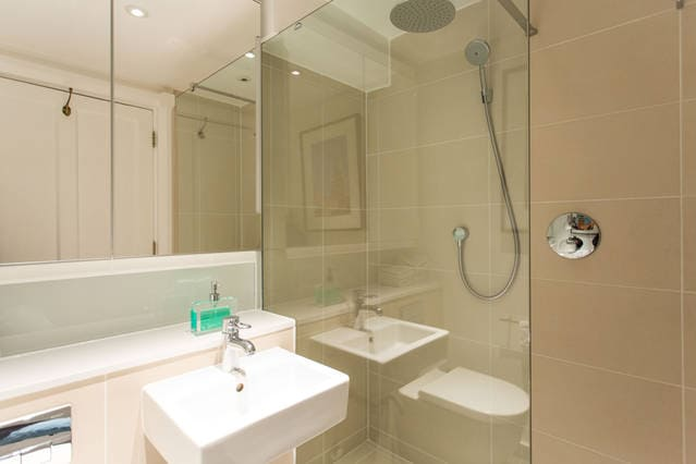 Visitor Cloakroom and Shower