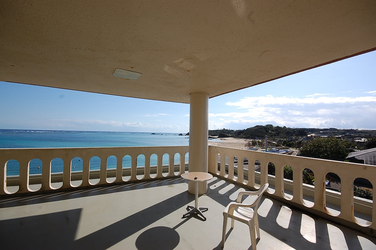 Ocean View 白亜リゾートハウス