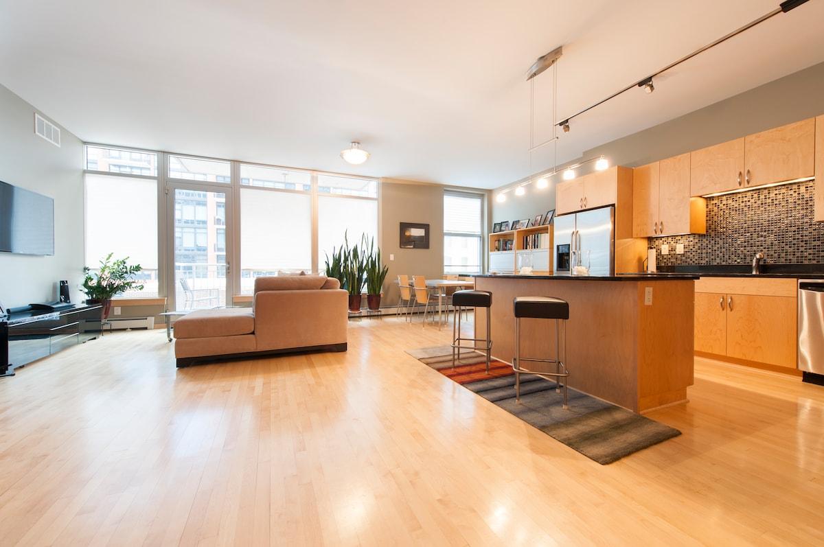 Downtown Minneapolis Luxury Condo