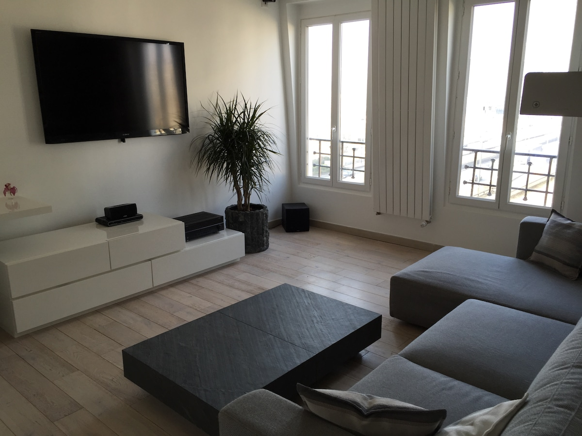 Charming Studio 5min Champs Elysees