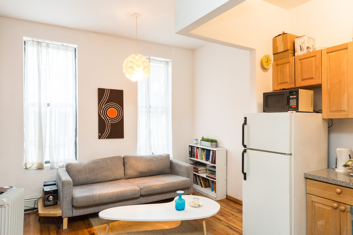 Chic Lower East Side 1 BR