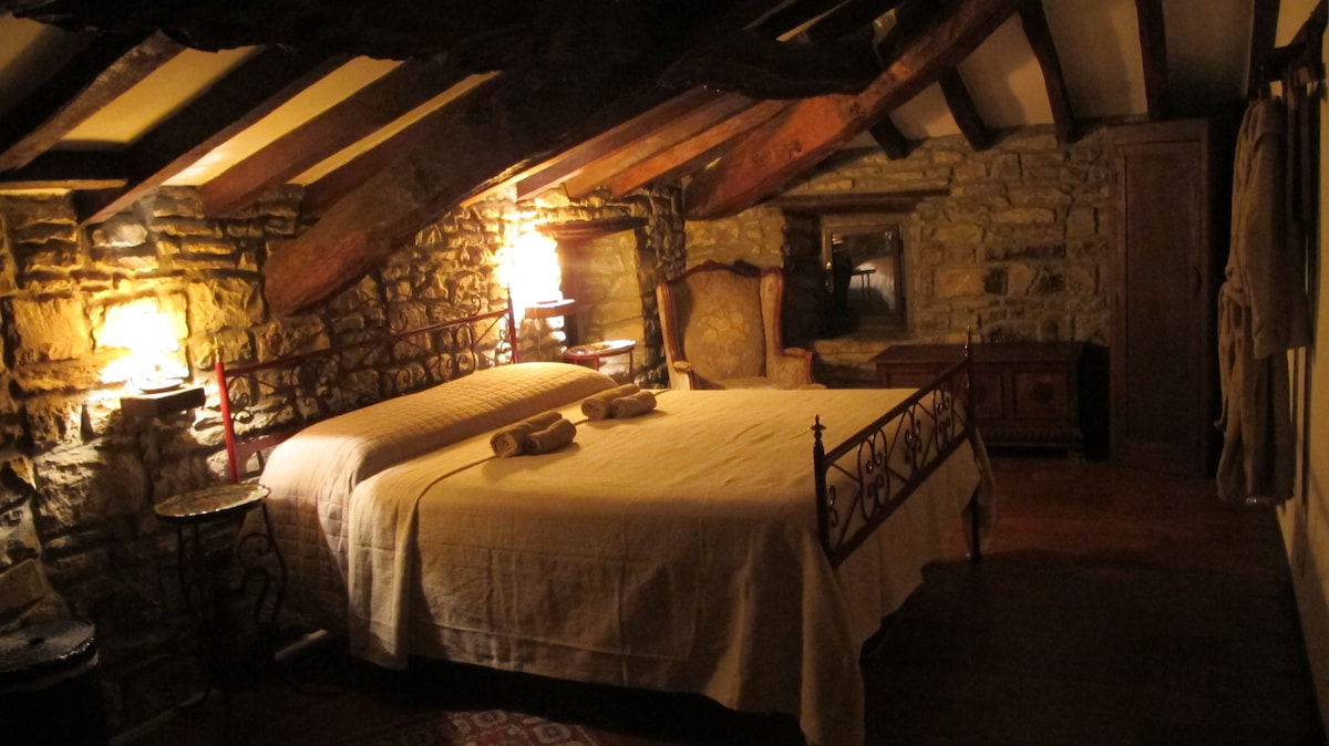 The Mill of Valle: The Suite B&B