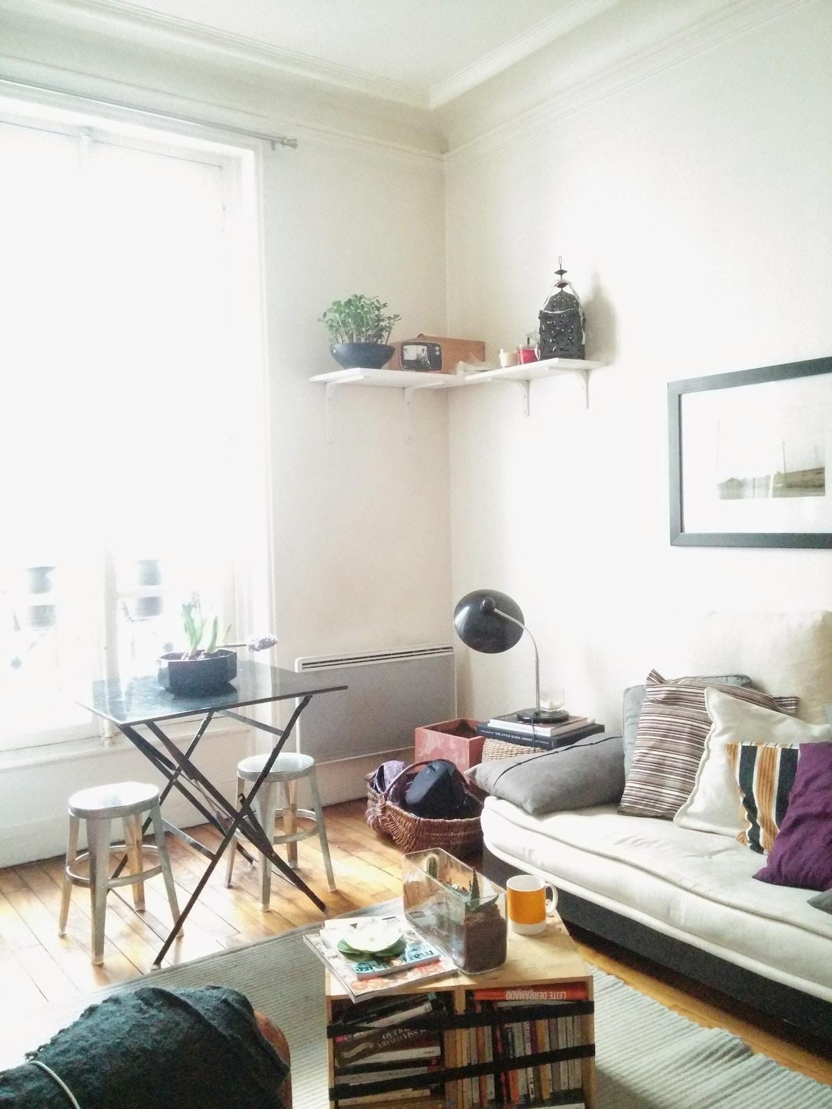 Cozy Apartment Montmarte