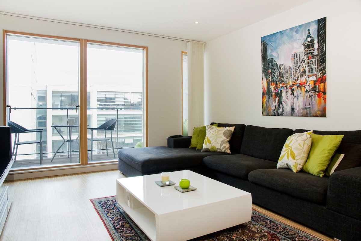 Beautiful & Modern 1 Bed in Clapham