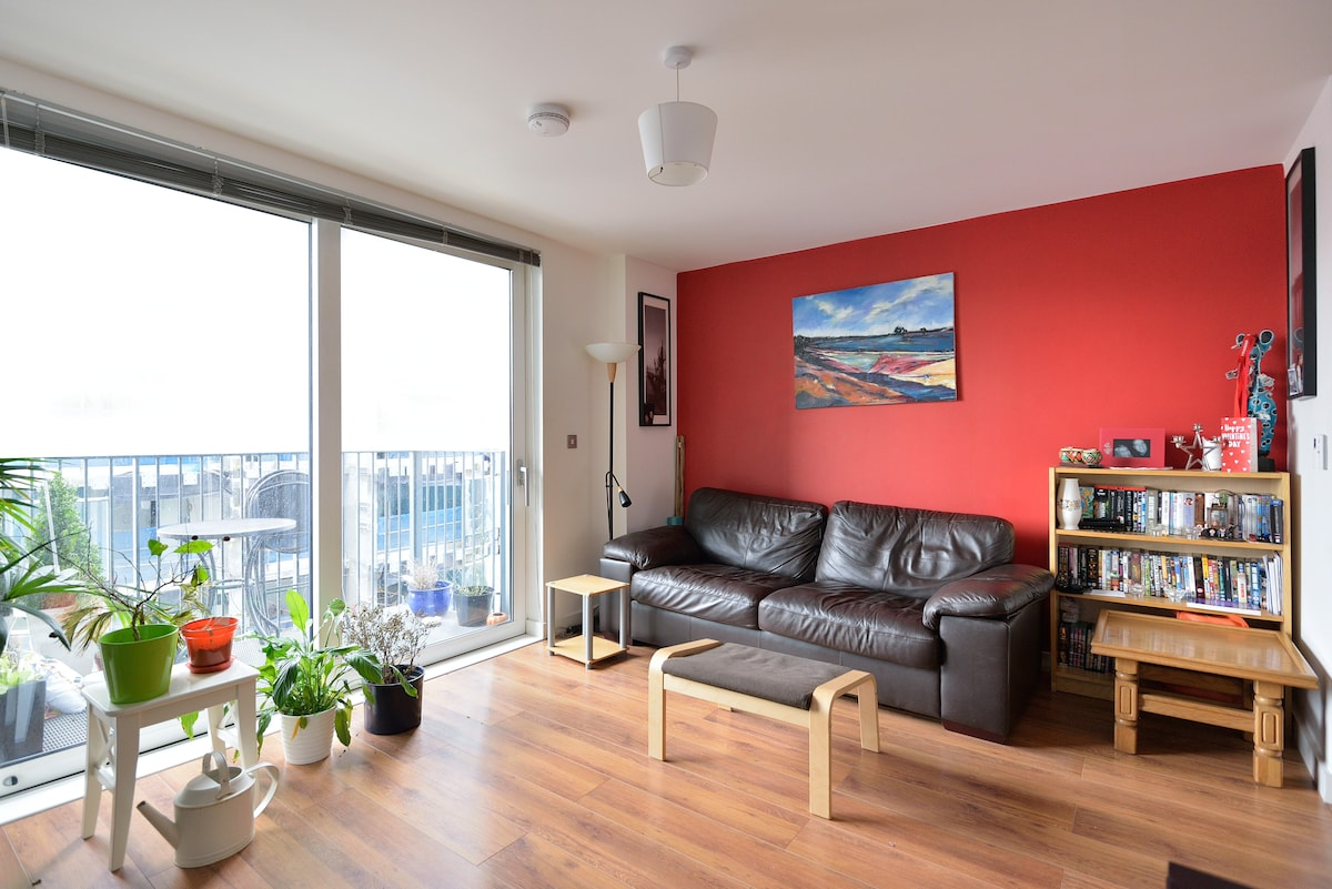 Modern Clean Flat in Central London
