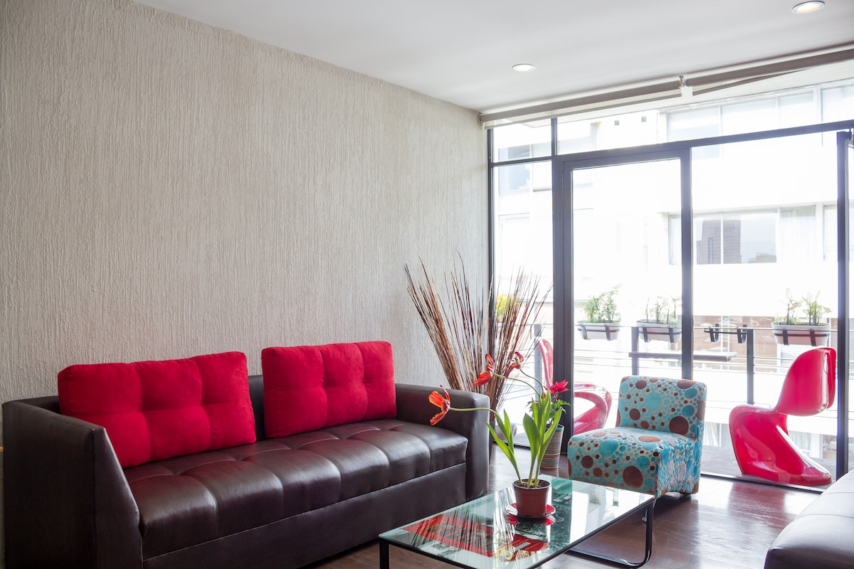 Beautiful &functional apart Condesa