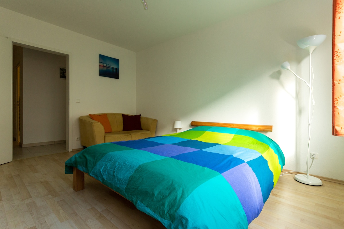 Guestroom in the sunny side of Bonn
