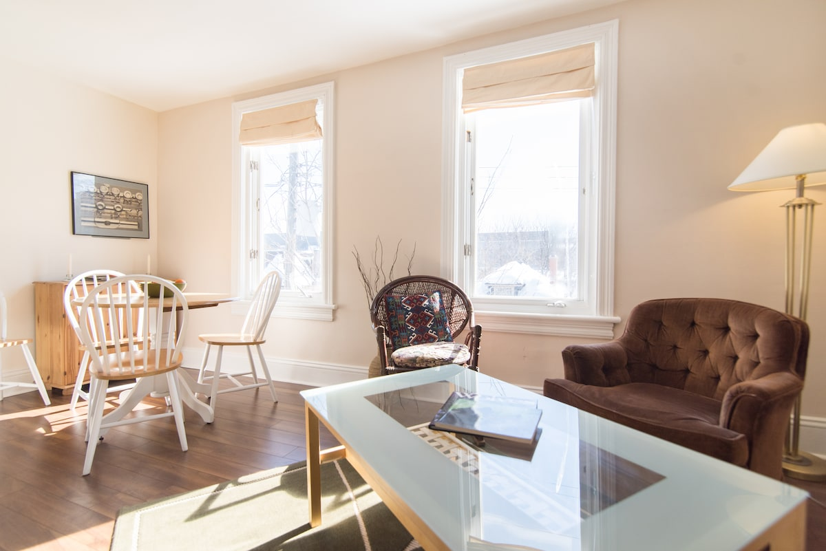 Bright & charming in the Glebe