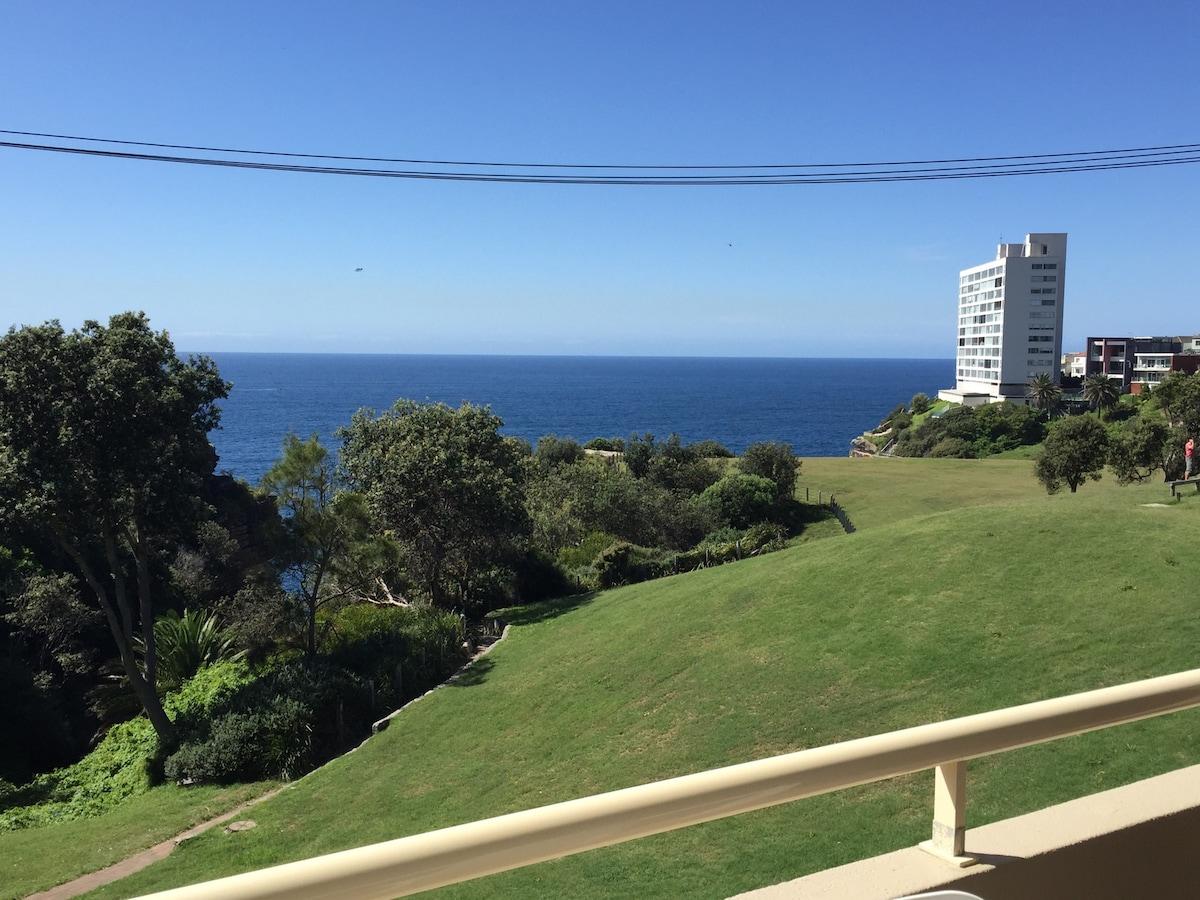 Breathtaking cliff top apartment