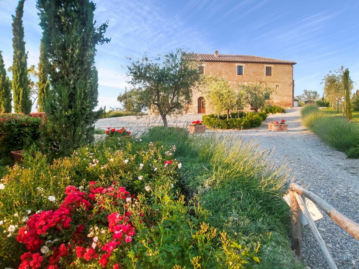 Villa Montepulciano - 111623