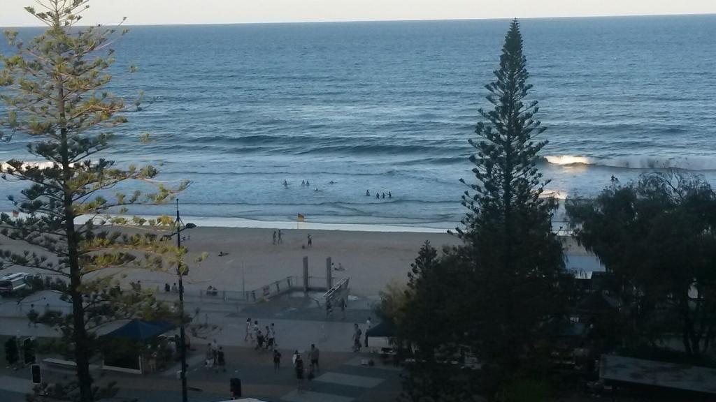 Surfers Paradise Oceanview Unit 7