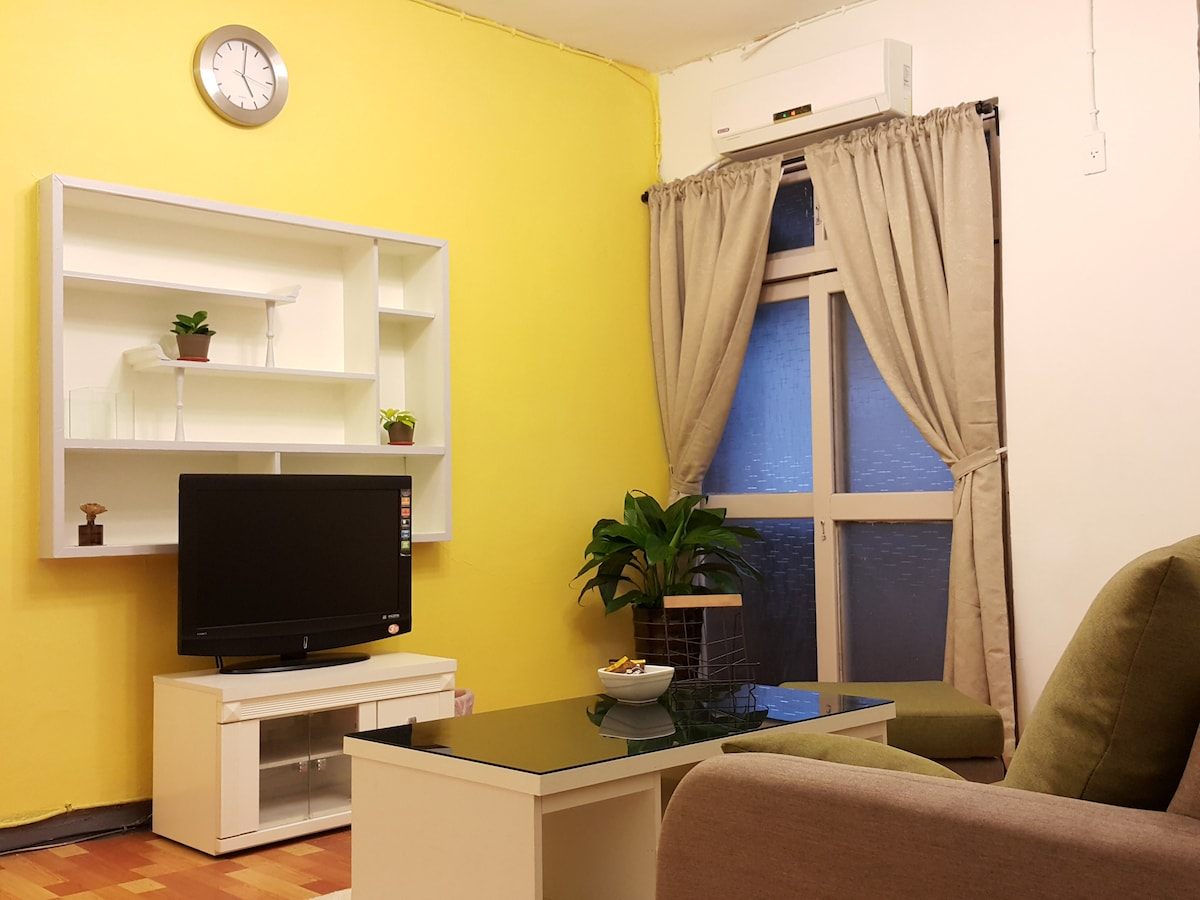 Xinyi 101 Sweet Home(2 Rooms)
