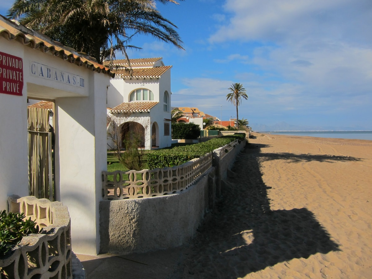 Lovely house in beach park Denia
