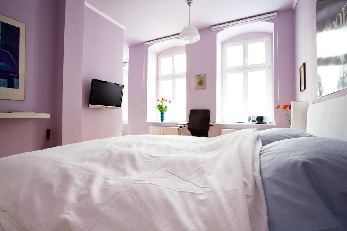 AT_Studio I - Bedroom