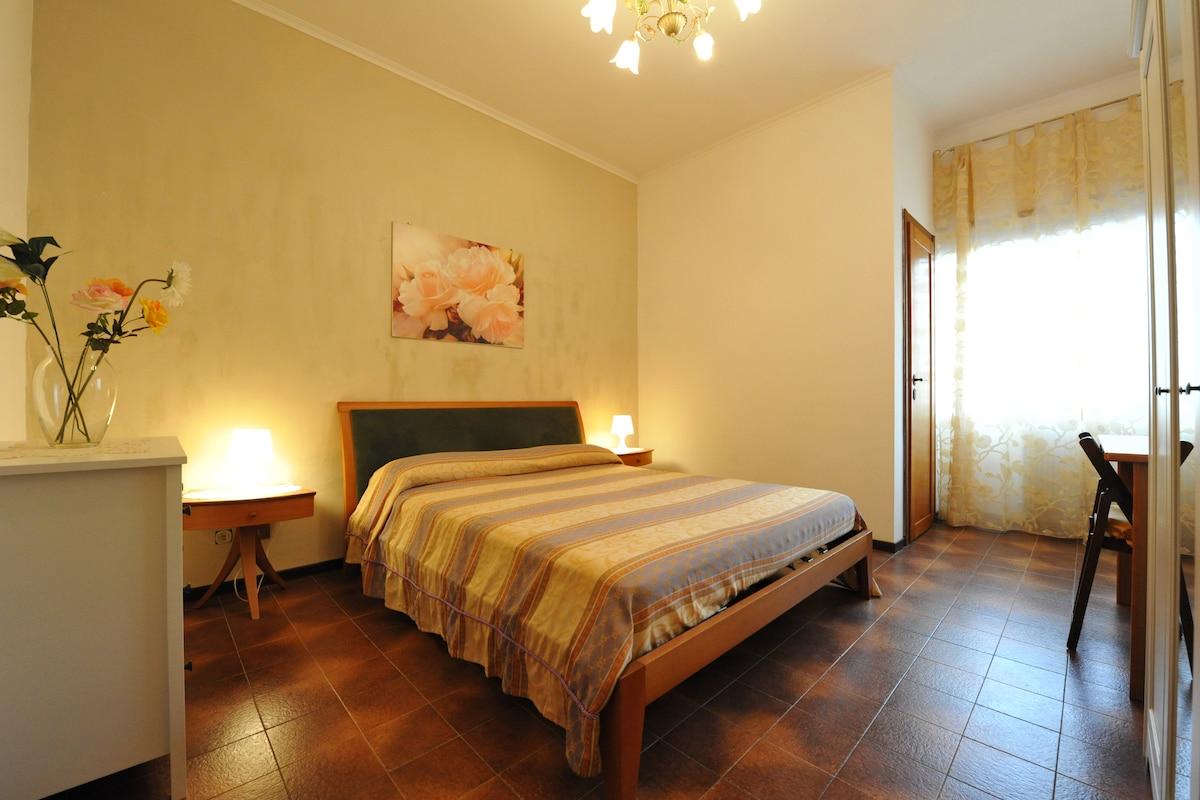 Villa in the center of Ostia Lido