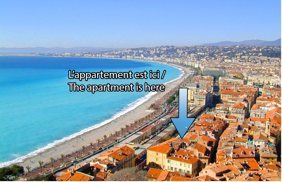 Fabulous Apartment in Old Nice