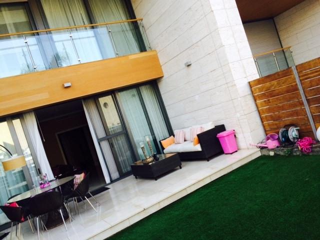 Luxury room in modern duplex