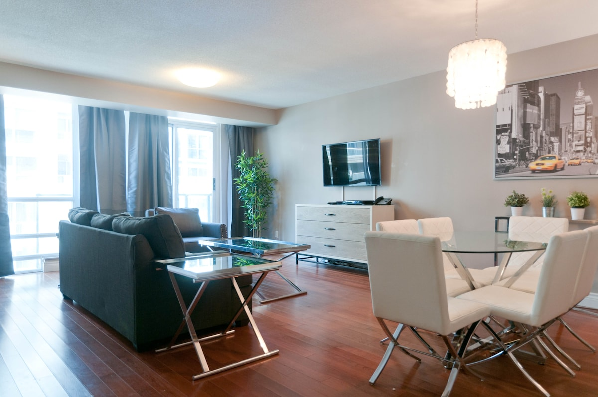 CN Tower/Rogers Centre 2 Bedroom