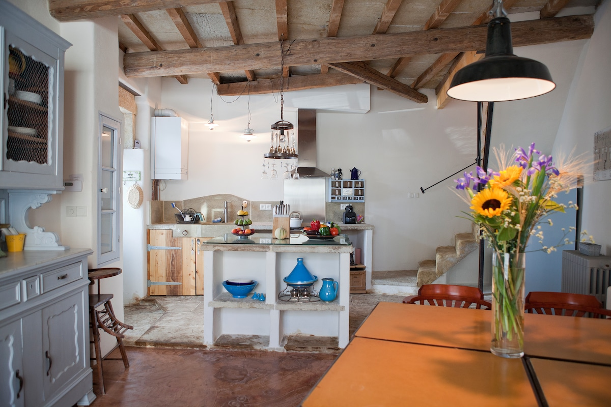 A house with charme in the Camargue