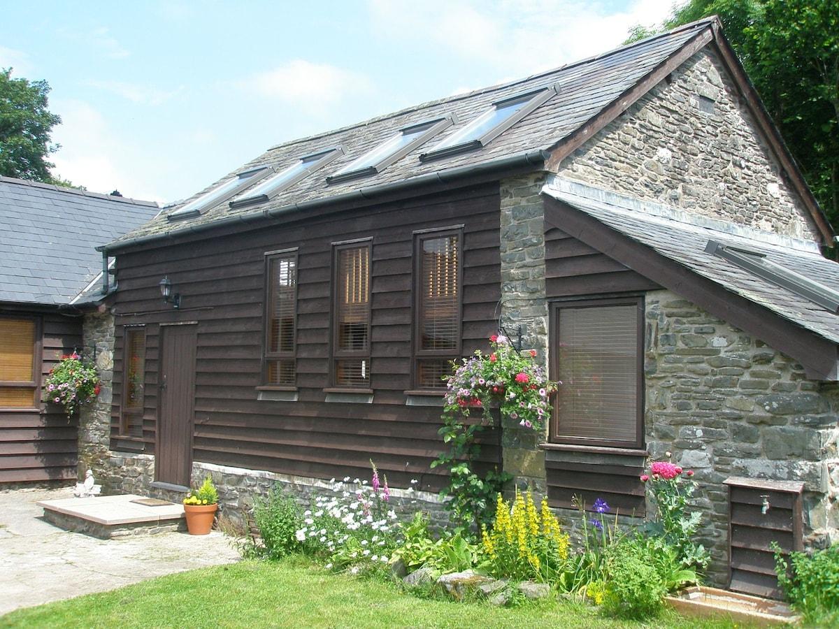 Glanyrafon Holiday Cottage
