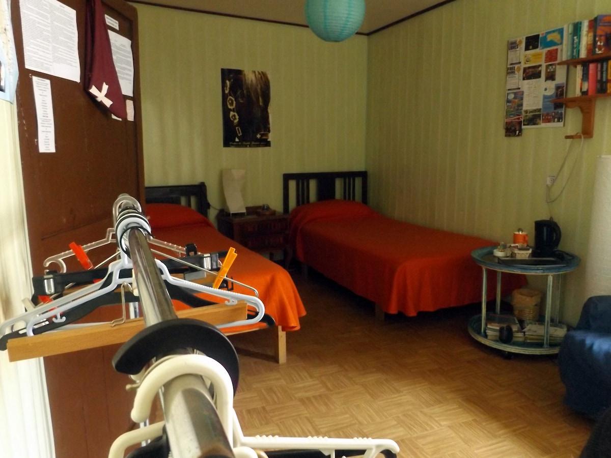 2 camas - 2 beds