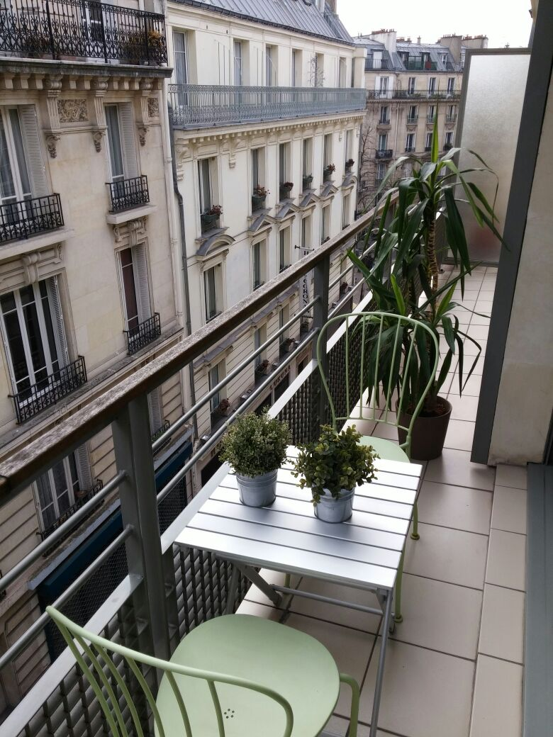 Appartment in the heart of Paris