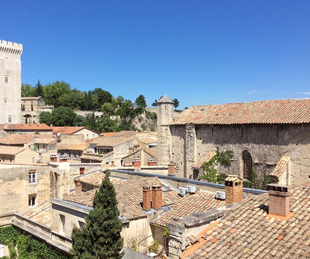 Lovely studio in Avignon