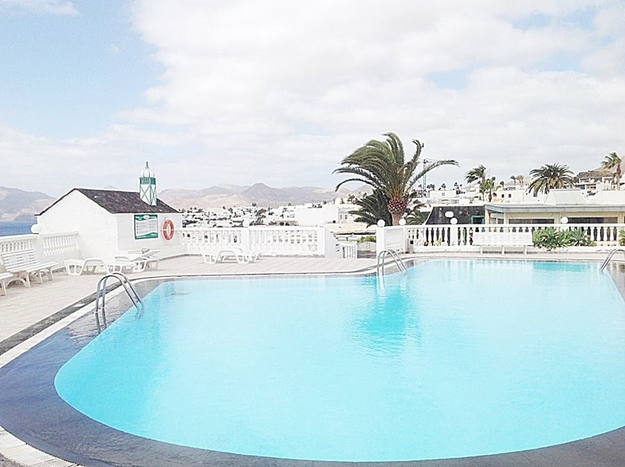 Apartment Tranquila with pool