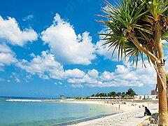 沖縄の中心部☆海・観光・ショッピングに最適な場所です