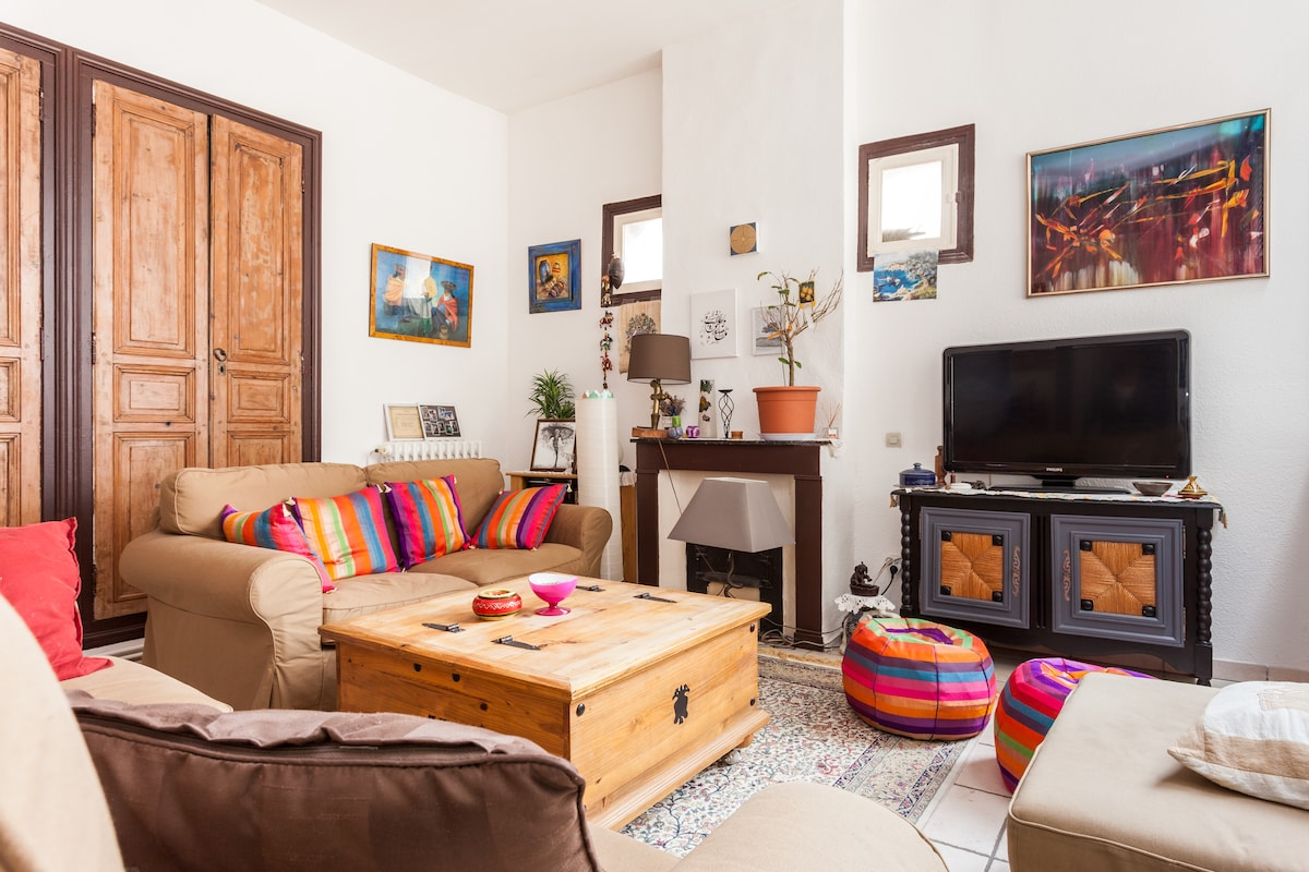 Chambres à Sète