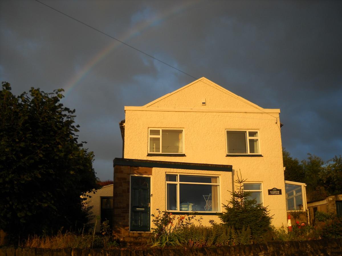 Rainbow Cottage, Derbyshire
