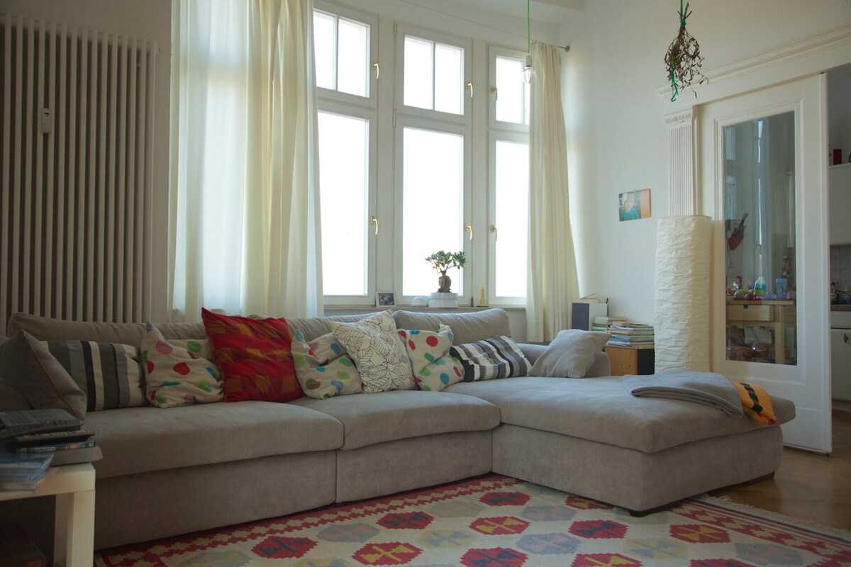 spacious family flat 127sqm