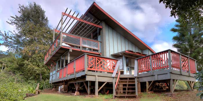 Lots of spacious lanai (decks) with spectacular views from every one.