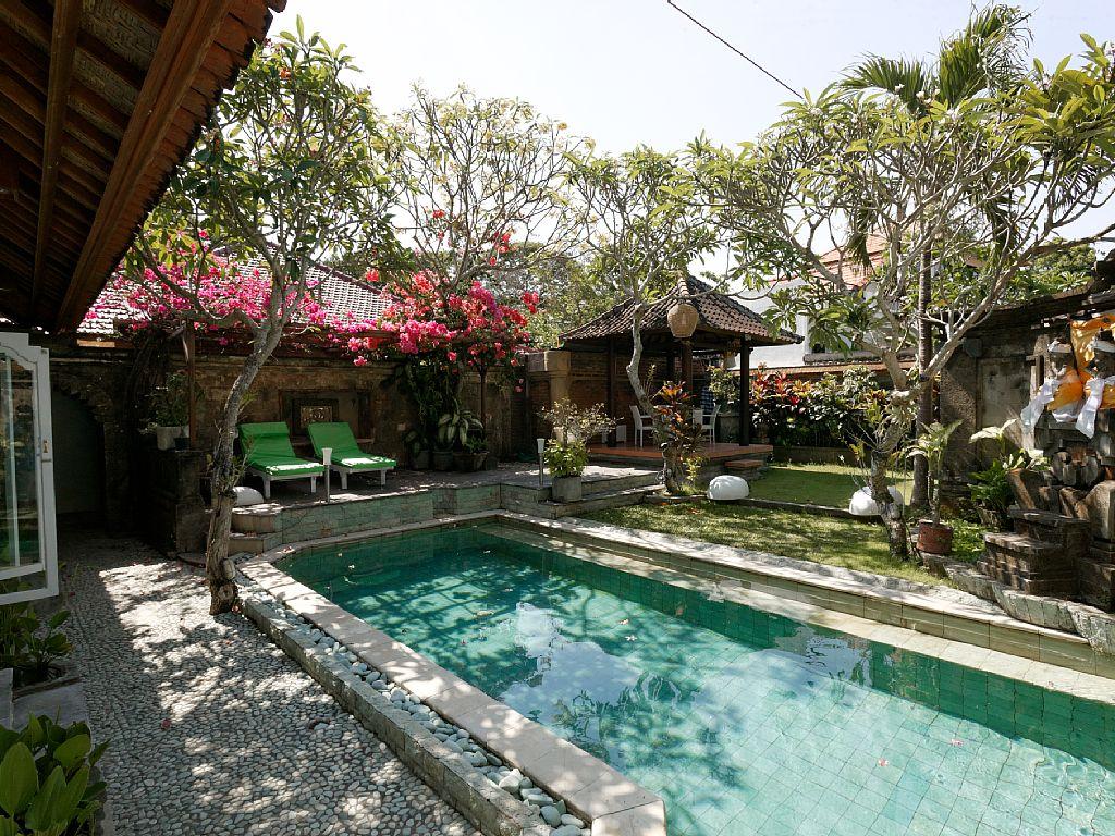 Bali spirit in Sanur near the beach