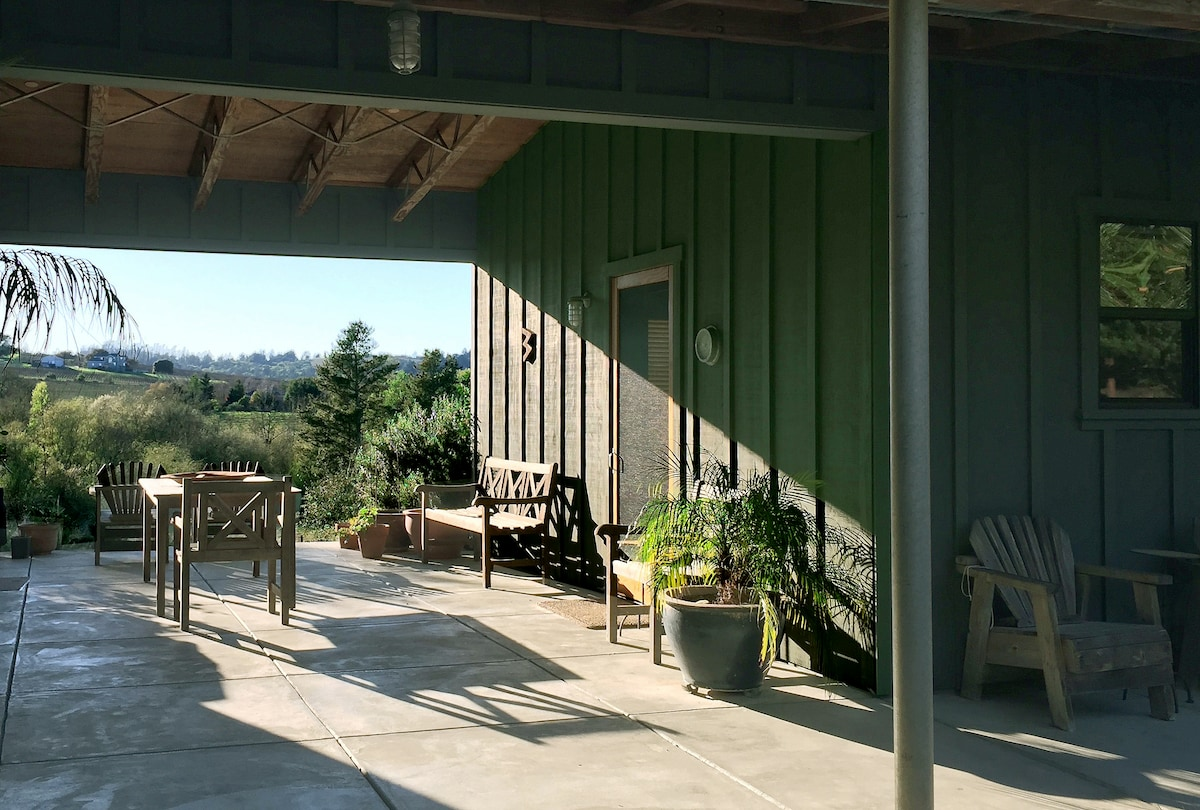 NEW! Country Breezeway Studio
