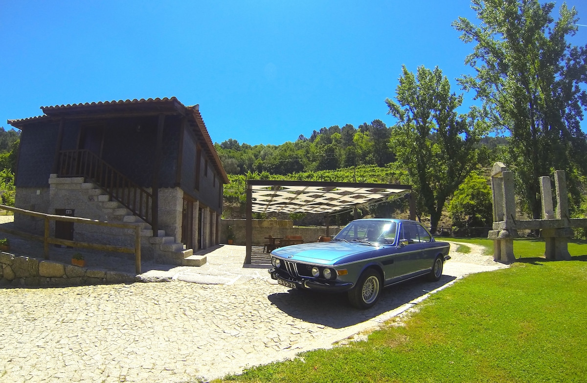 Room in the vineyards