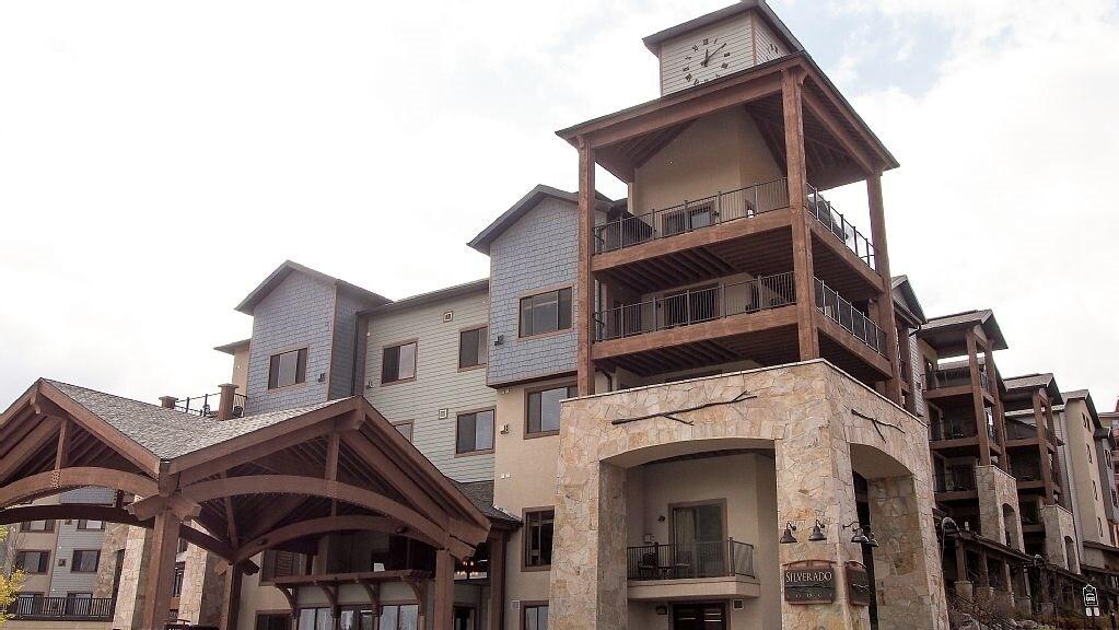 Canyons Silverado Lodge - Studio.