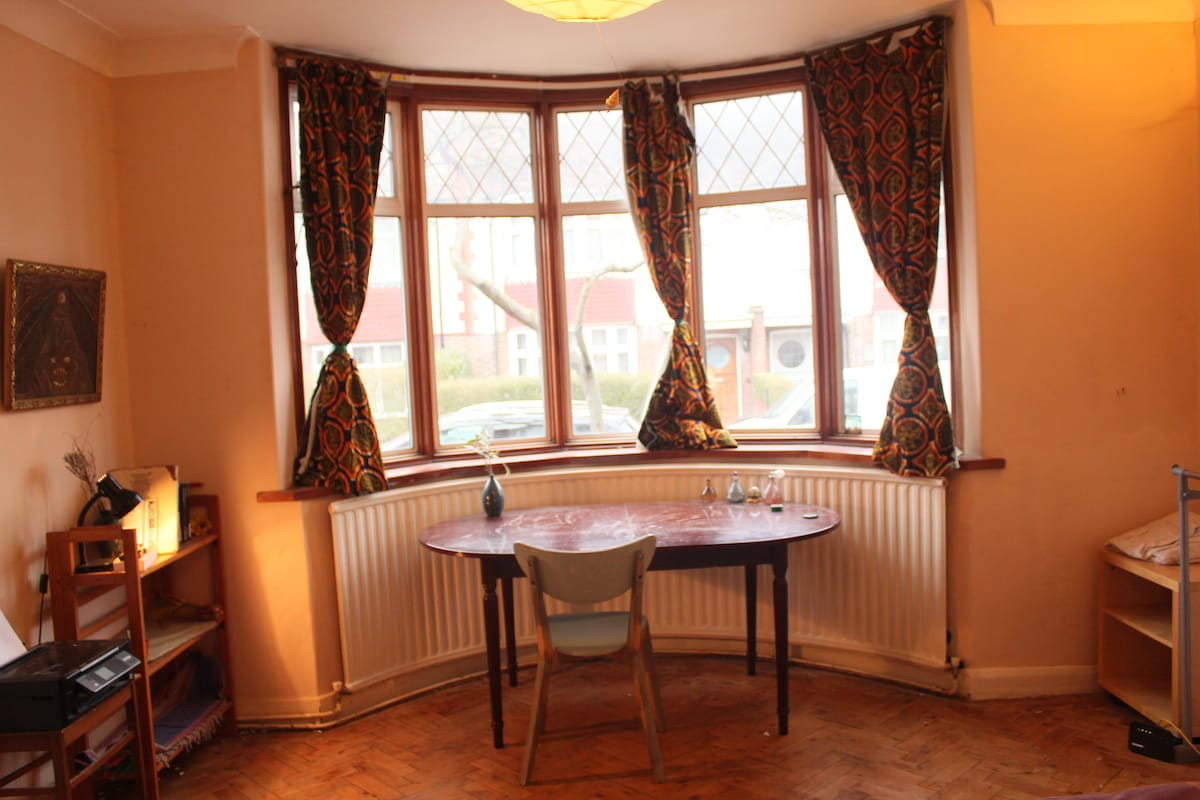 Comfortable double room in Brixton