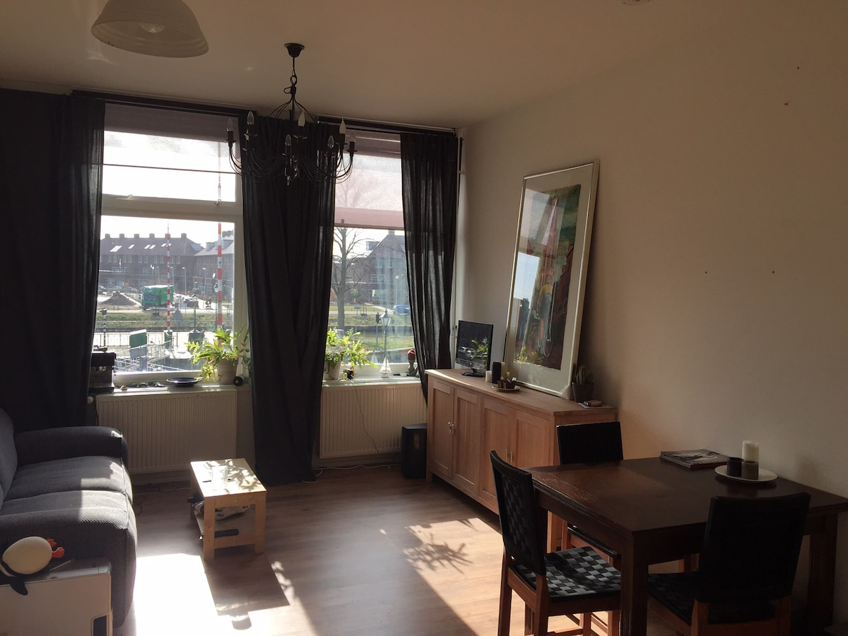 Nice appartment with beautiful view