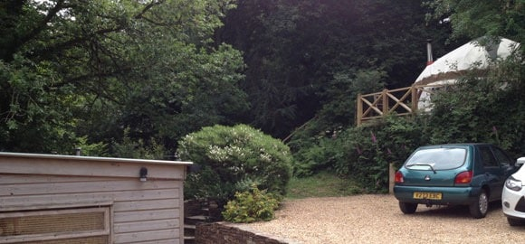 Moonbeam Yurt, Okehampton, Devon