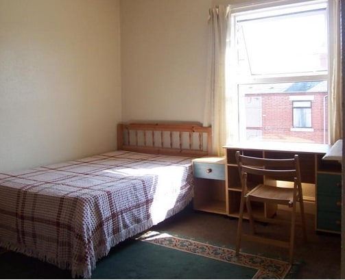 Double Bedroom In Terraced House 1