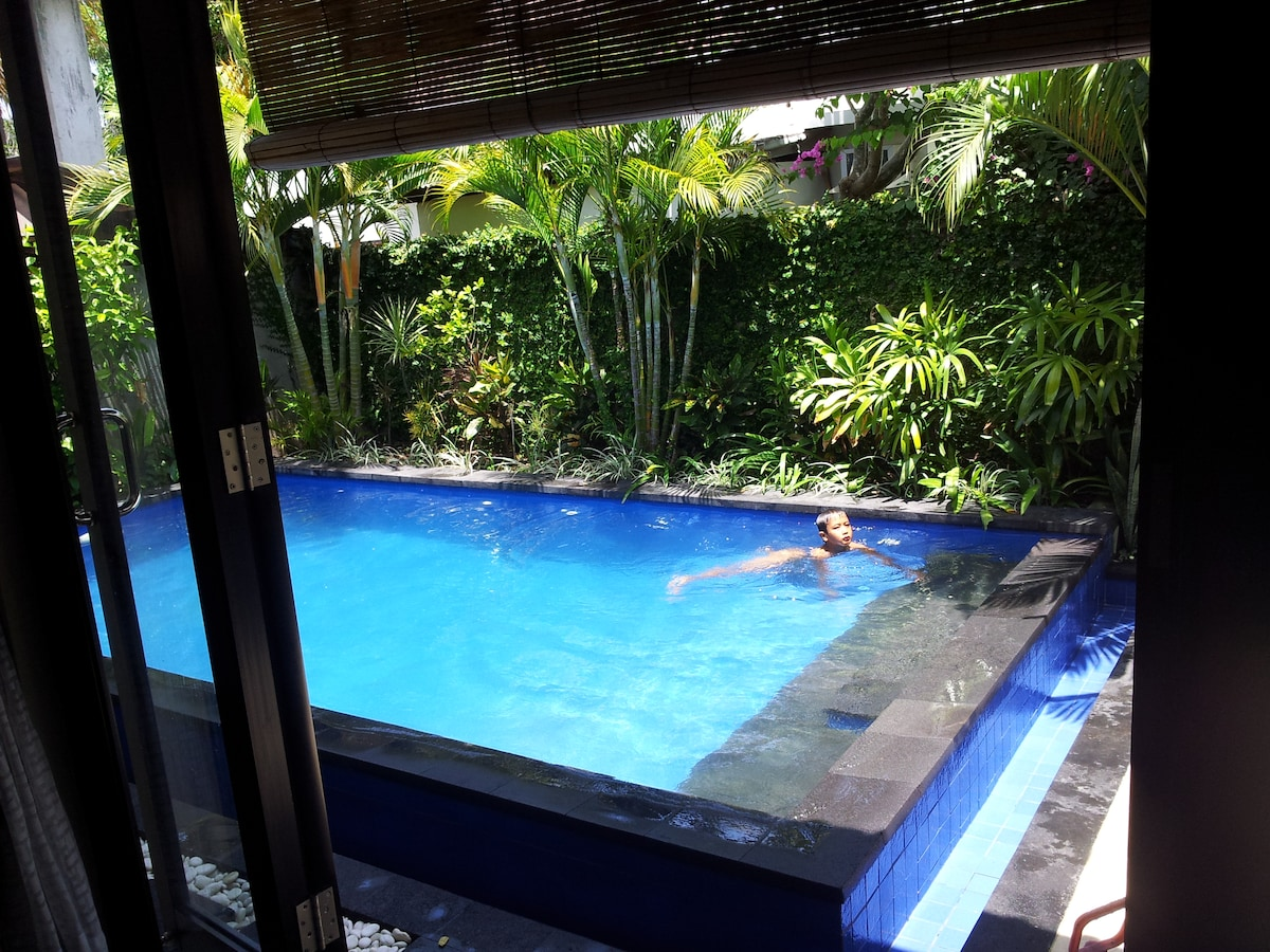 3 BR Baliness House w Private Pool