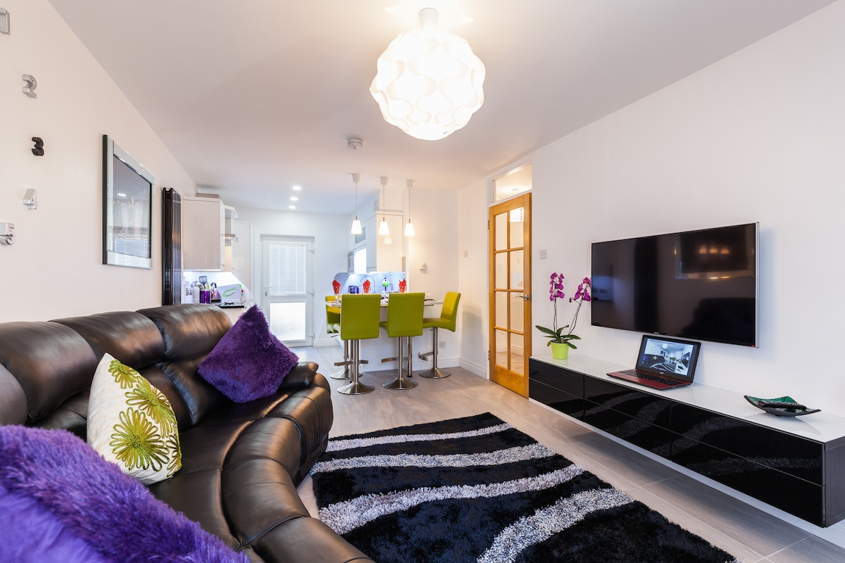 Luxury 2 Bedroom Apartment Belfast