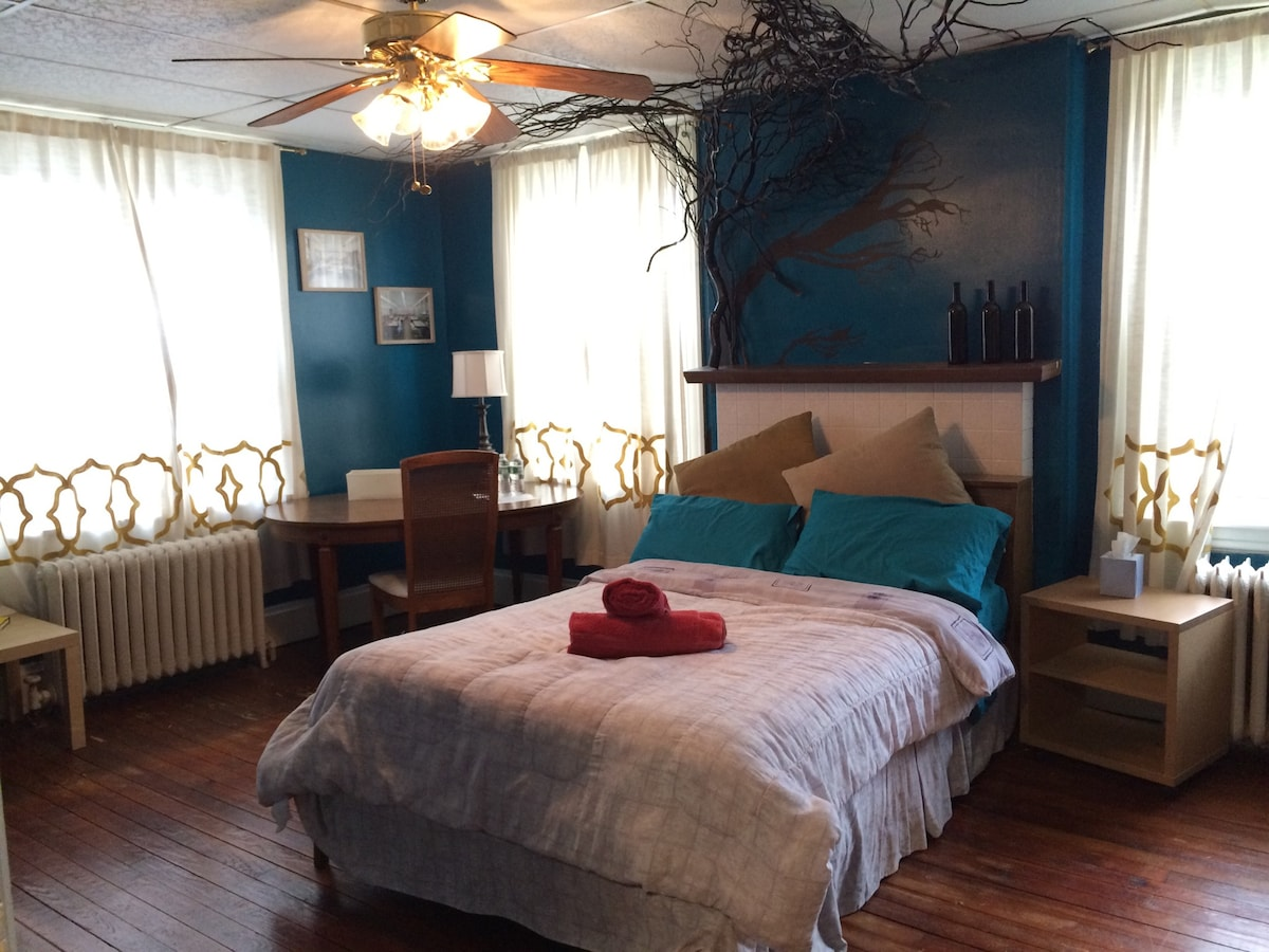 BLUE ROOM in Observatory Hill