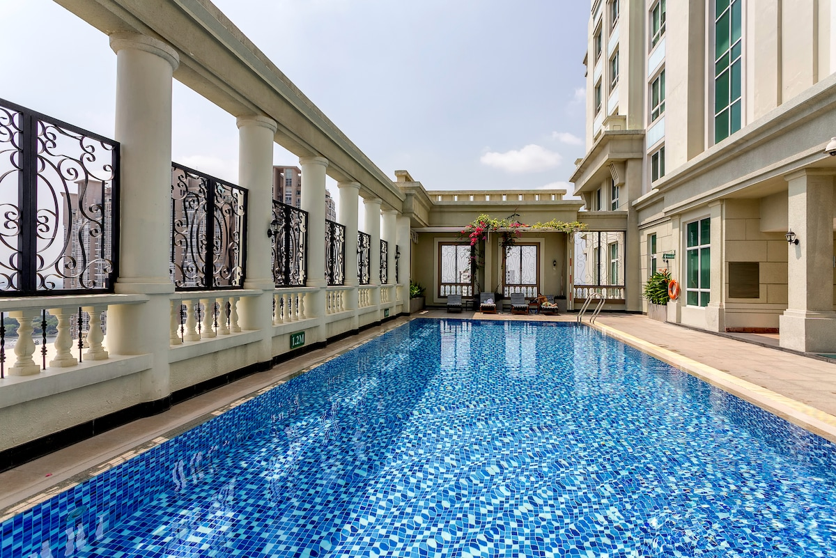 Elegant 1br apartment heart of HCMC