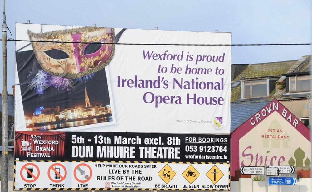 50 High Street, Wexford, Ireland.