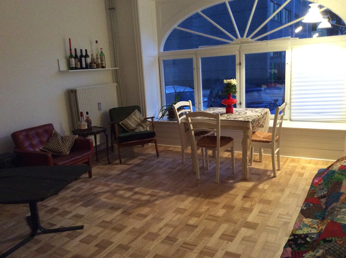 Cheap room in central Copenhagen